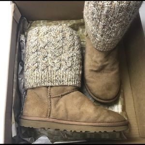 UGG Tularosa Route Boots